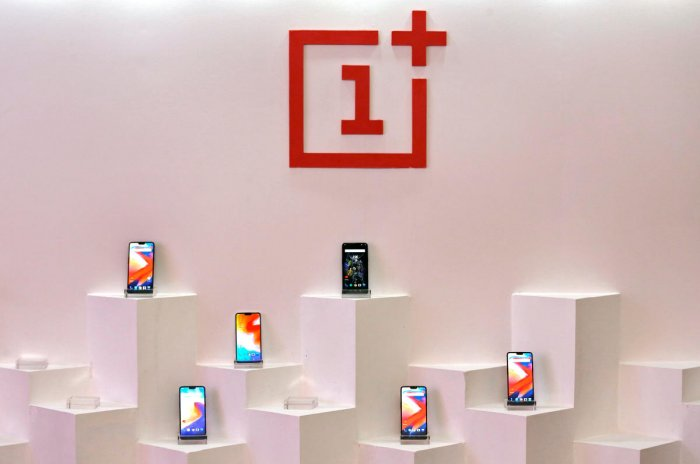 India is among one of India's largest markets for OnePlus, accounting for around 33 per cent of its global revenue. Reuters File Photo
