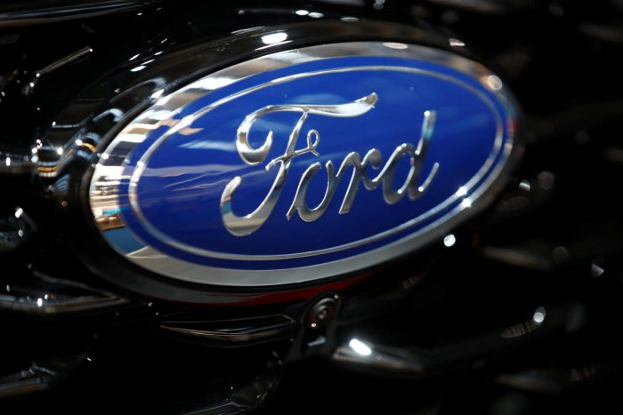 The joint venture company is valued at $275 million and will develop, market and distribute Ford branded vehicles. Reuters Photo