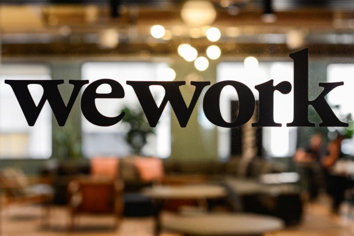WeWork's parent - The We Company - had decided to postpone its IPO to focus on its core business. Reuters Photo