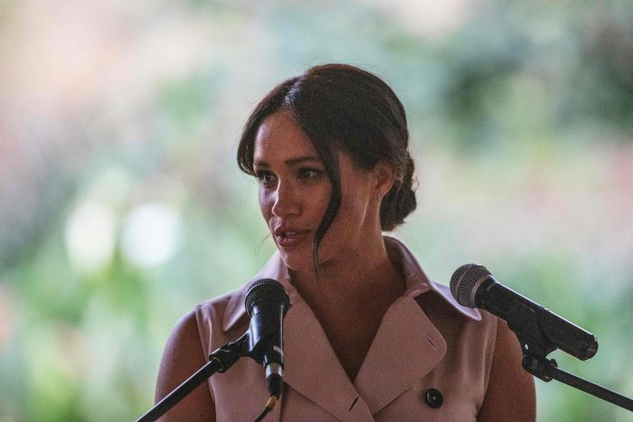 Meghan, the Duchess of Sussex. (AFP Photo)