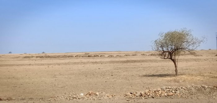 Water shortage in Latur (Representative Image)