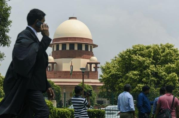 Supreme Court of India. (Photo/PTI)