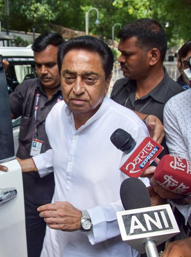 The government will bear the cost of treatment of the four patients, Kamal Nath added. (PTI File Photo)
