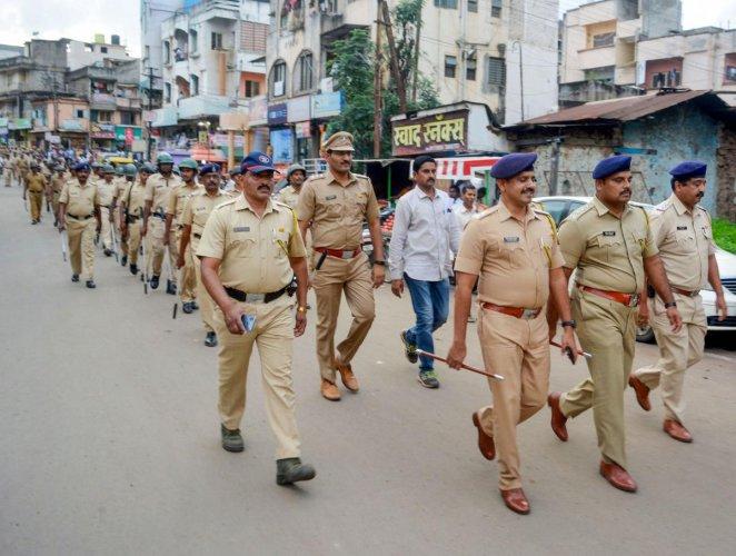Maharashtra Police. (Image for Representation)