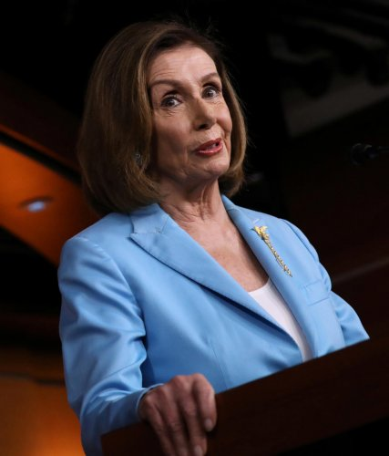 Speaker of the House Nancy Pelosi (Photo by Reuters)