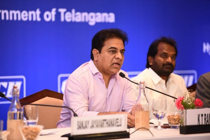 Telangana IT Minister K T Rama Rao said the state has been pioneer in using technology for improving the lives of the citizens.