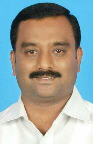 AICC Secretary B M Sandeep