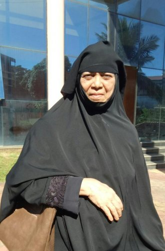 Zohra Hamidulla has been finally recognised for her service to the dead.