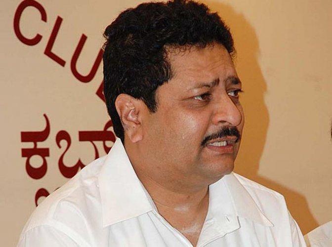 Karnataka MLA Basanagouda Patil Yatnal.