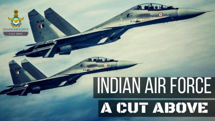 Indian Air Force (IAF) (Representative Image)