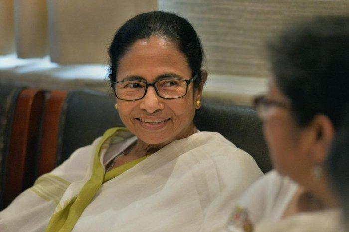 West Bengal Chief Minister Mamata Banerjee (PTI File Photo)