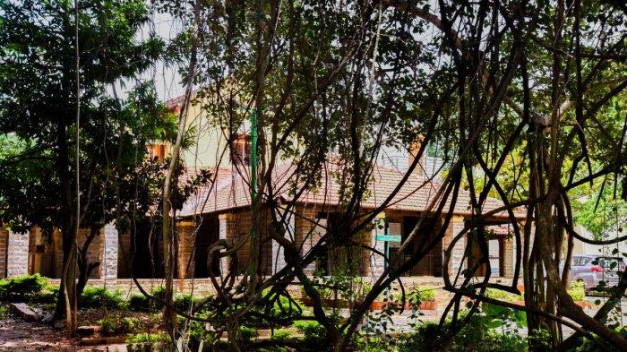 The Roerich and Devika Rani Estate on Kanakapura Road near Bengaluru. DH file photo