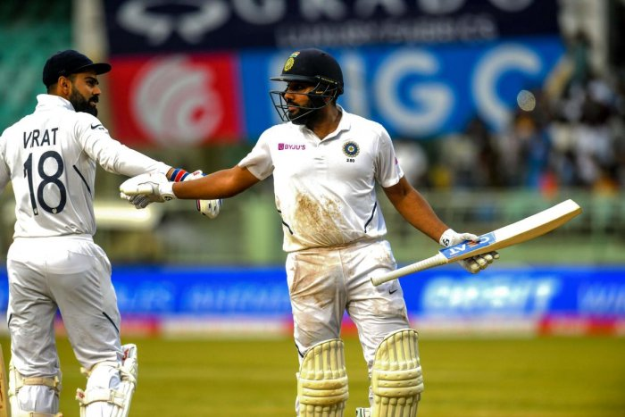 India vs South Africa: Rohit Sharma becomes 1st ever batsman to hit tons in debut as Test opener