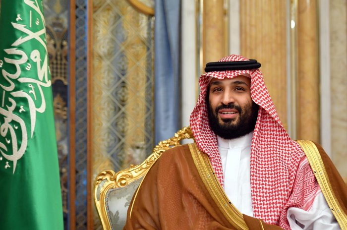 Saudi Arabia's Crown Prince Mohammed bin Salman's Vision 2030 to kick start tourism. (Reuters Photo)
