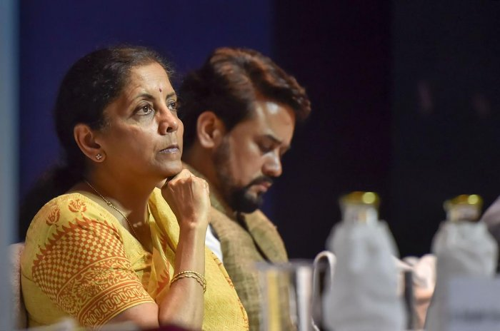 The 2020-21 Union Budget will be the second Budget of both the Modi 2.0 government and Finance Minister Nirmala Sitharaman. Photo/PTI