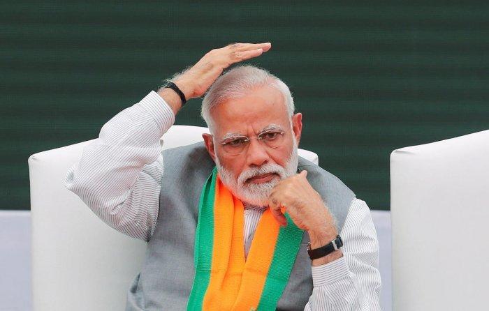 Prime minister Narendra Modi (Reuters Photo)