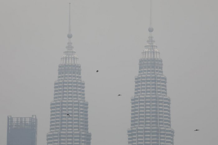Malaysian authorities have imposed fines of around USD 100 million on 80 entities. (Reuters Photo)