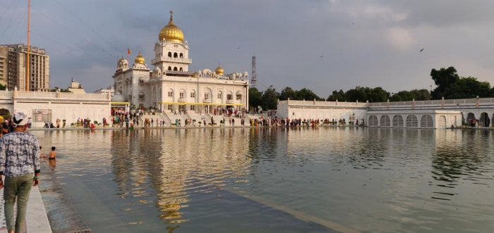 Photo/Twitter(Sarabjeet Singh)