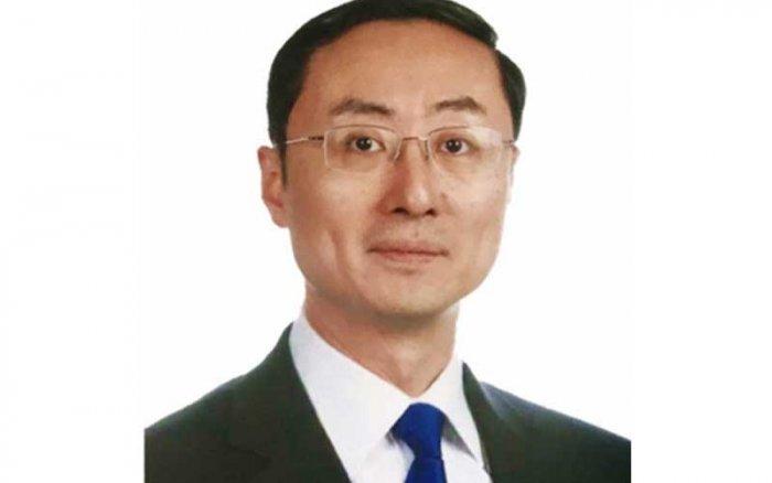 Chinese Ambassador Sun Weidong