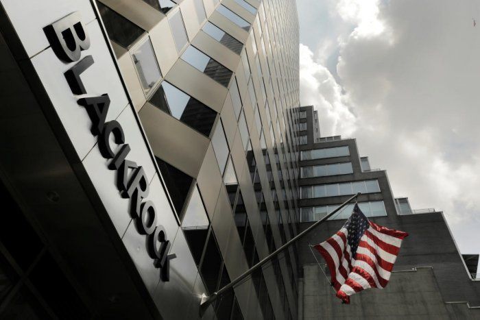 BlackRock Inc, one of the leading U.S. index fund firms. (Reuters Photo)