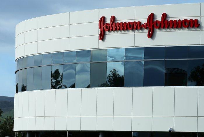 A Johnson & Johnson building is shown in Irvine, California, U.S. (Reuters Photo)