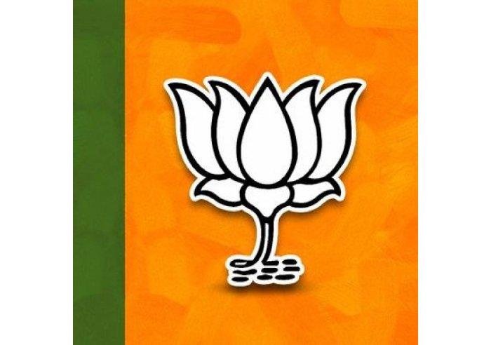 BJP logo (DH File Image)
