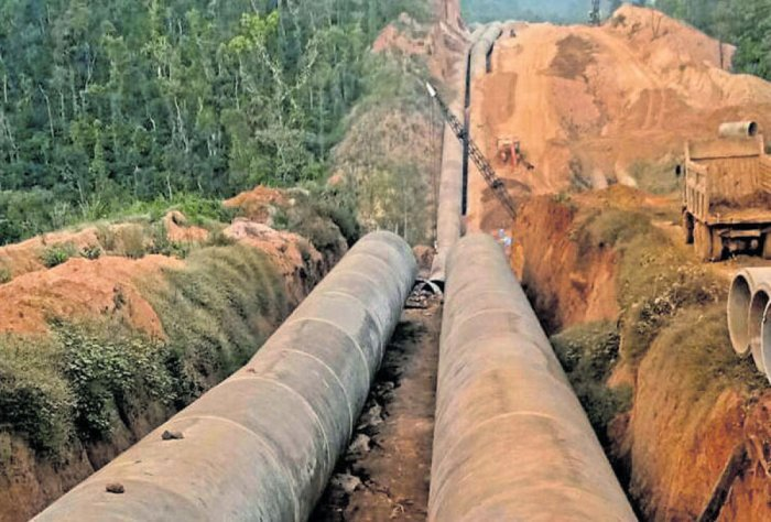 The Yettinahole project has finally received nod from the NGT.