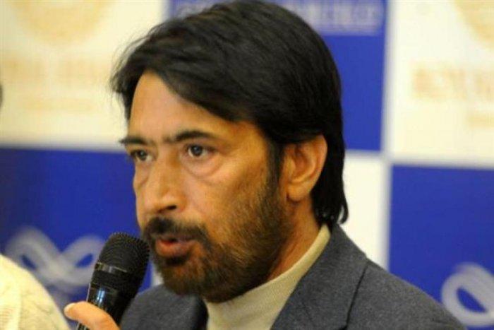 Ghulam Ahmad Mir (File Photo)