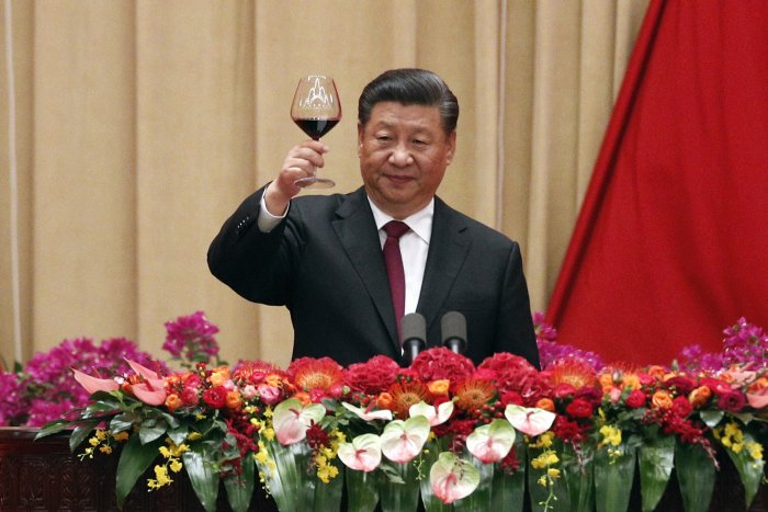 Chinese President Xi Jinping. (PTI Photo)