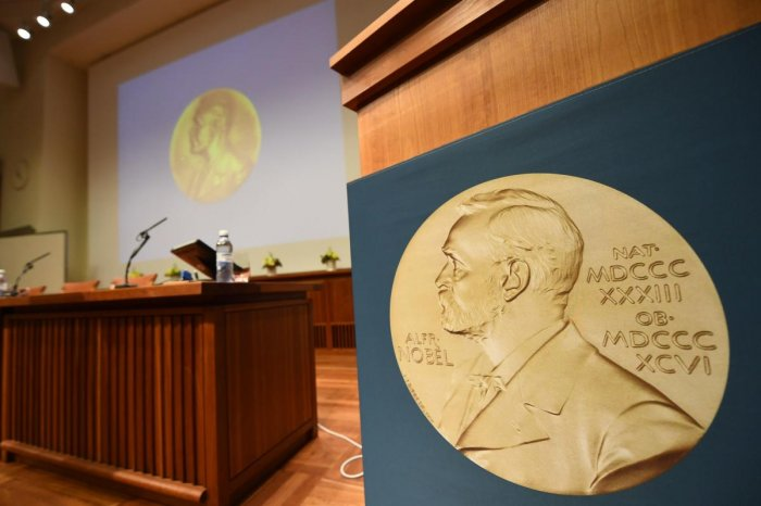 The Swedish Academy will crown two Nobel literature laureates on Thursday, after postponing last year's prize over a sexual harassment scandal. Photo/AFP