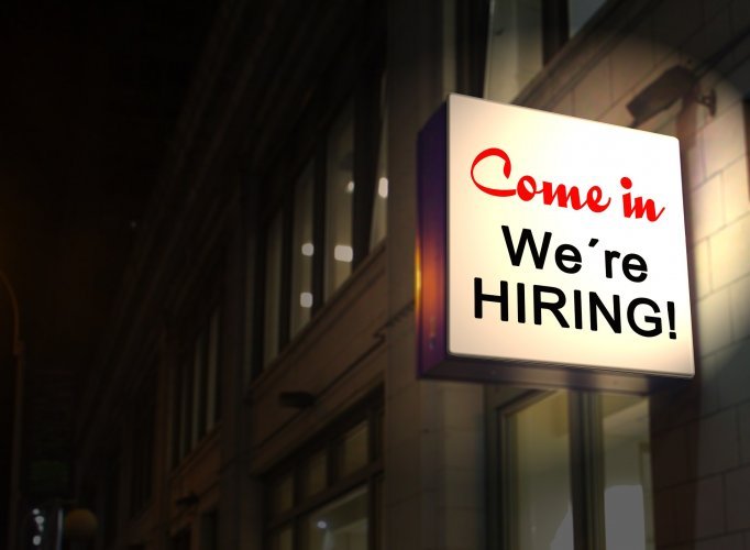 Hiring activity is expected to witness a rise this festive season led by sectors like e-commerce, hospitality and retail, experts say. Photo/Pixabay