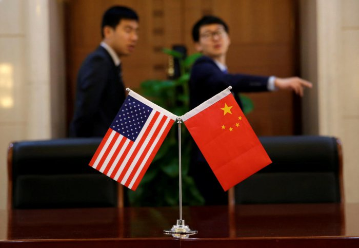 For trade relations or overall ties between the two countries to improve, more time is needed, Chinese officials said. Photo/Reuters
