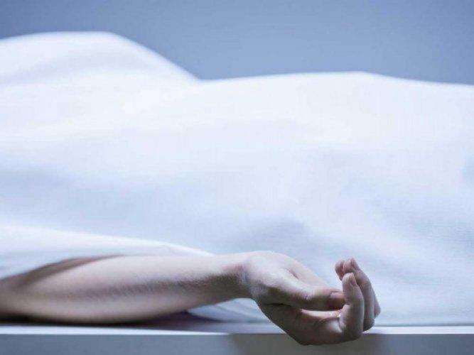 The victim, Radheyshyam Sharma, was associated with a local Hindi newspaper, they said.