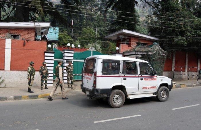 Jammu and Kashmir (PTI Photo)