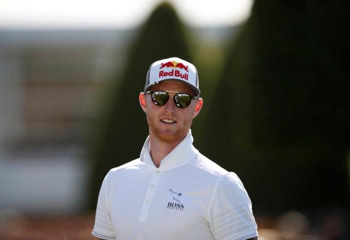 England cricket player Ben Stokes. Reuters photo
