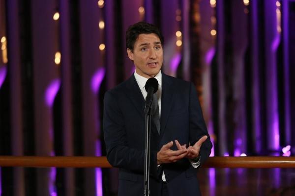 Justin Trudeau. (AFP Photo)