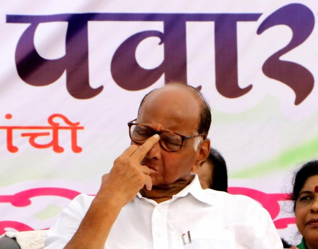 """Ashish Shelar mocked the pre-poll collaboration between the Maharashtra Navnirman Sena and the NCP and said when """"one zero joins another zero, the result will remain zero"""". (PTI File Photo)"""