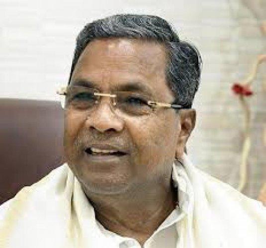 Senior Congress leader Siddaramaiah. DH Photo