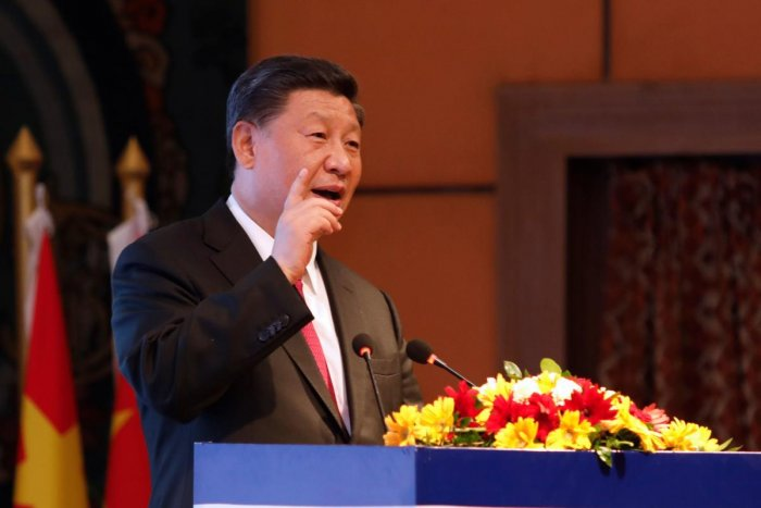 China's President Xi Jinping. AFP Photo