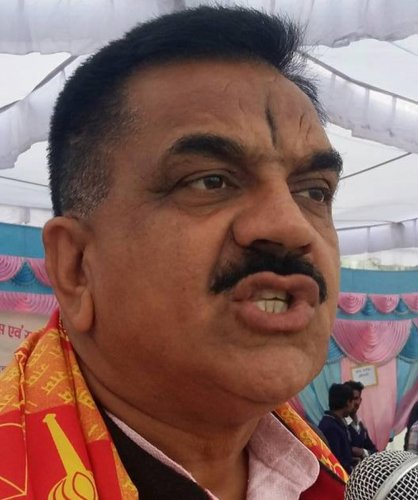 Uttarakhand BJP MLA