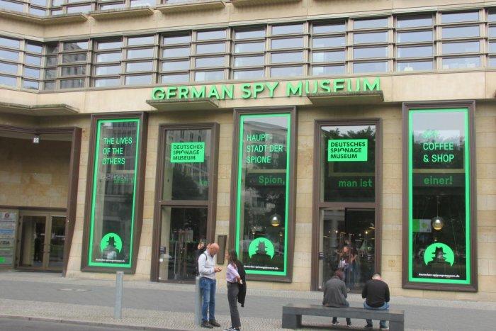 German Spy Museum, Berlin