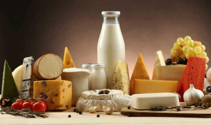 Dairy products (Image for Representation)