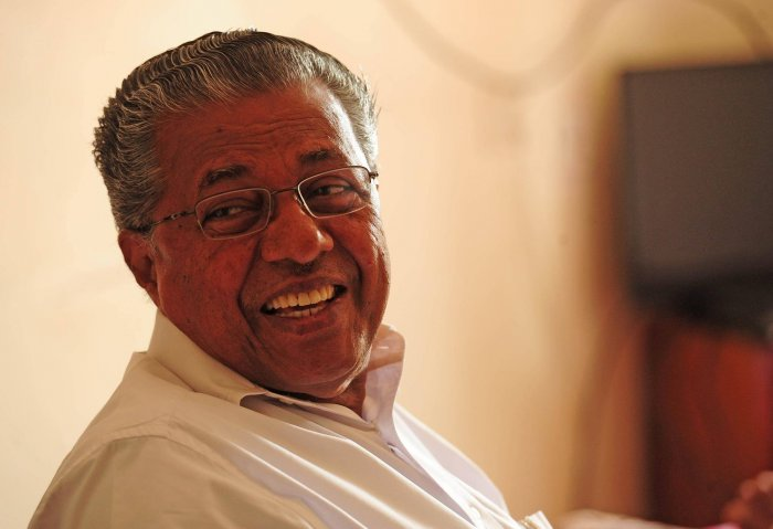 Kerala Chief Minister and senior CPM leader Pinarayi Vijayan has now backed Mr. Rai's beliefs