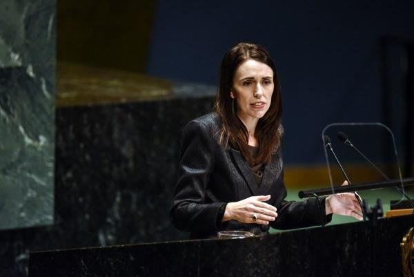 Prime Minister of New Zealand, Jacinda Ardern. (Getty images)