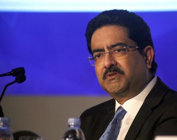 Vodafone Idea Chairman Kumar Mangalam Birla. (PTI photo)