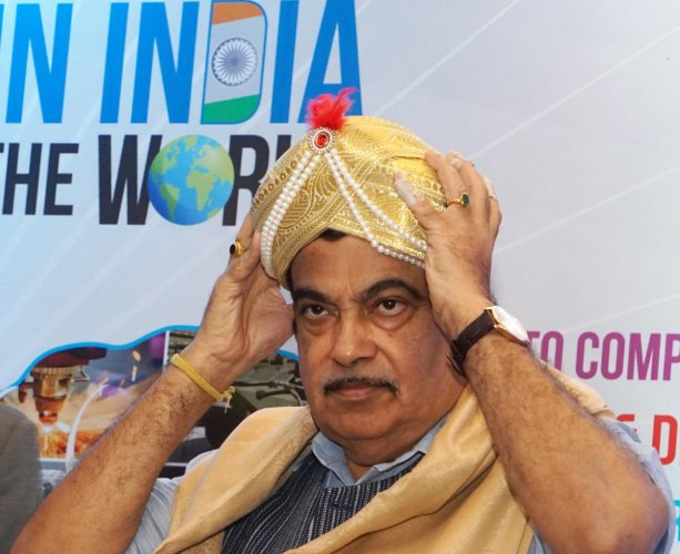 Union Road Transport & Highway Minister Nitin Gadkari (PTI Photo)