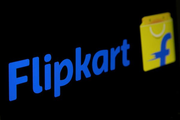 The logo of India's e-commerce firm Flipkart. (Reuters photo)