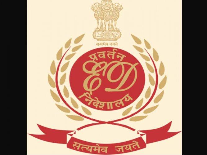 The Enforcement Directorate logo (File Image)