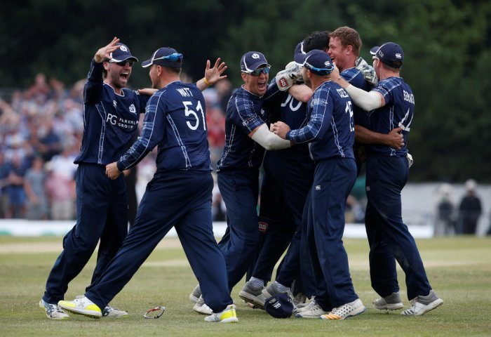 Scotland are the highest-ranked team in the competition, with 14 nations vying for six places in the opening round of next year's World T20 in Australia. (Reuters File Photo)