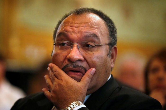 Peter O'Neill (Reuters File Photo)